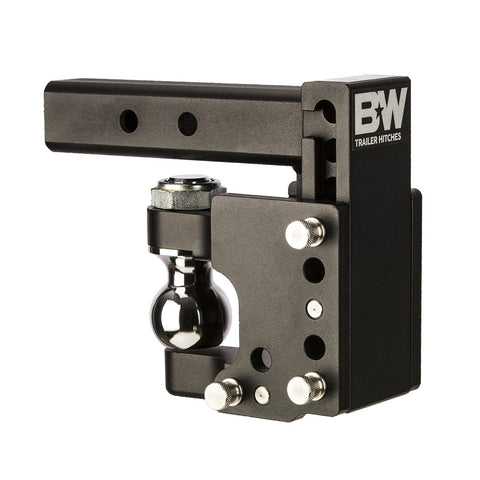 BW Tow Stow Pintle 2in Ball Hitch TS10055