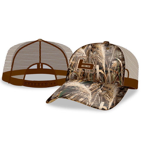 BANDED Trucker Realtree MAX-5 Brown Cap 3515