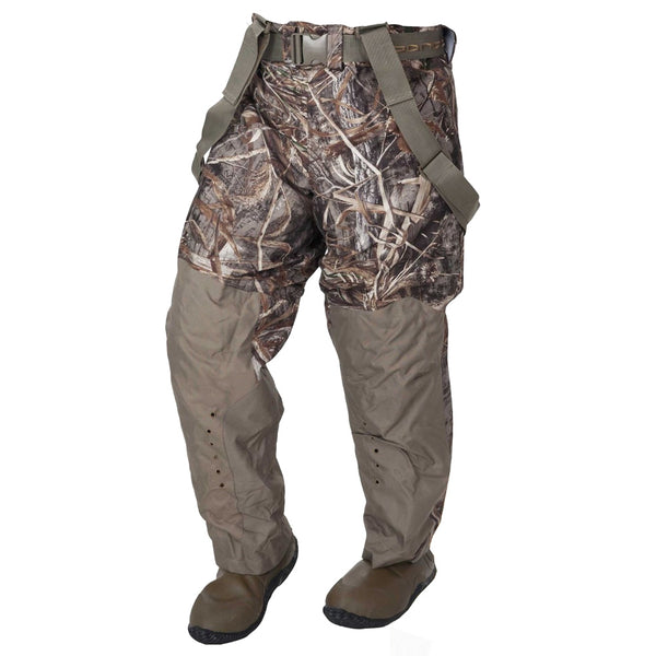 BANDED RedZone Realtree MAX-5 Breathable Insulated Waist Wader (4202-par)