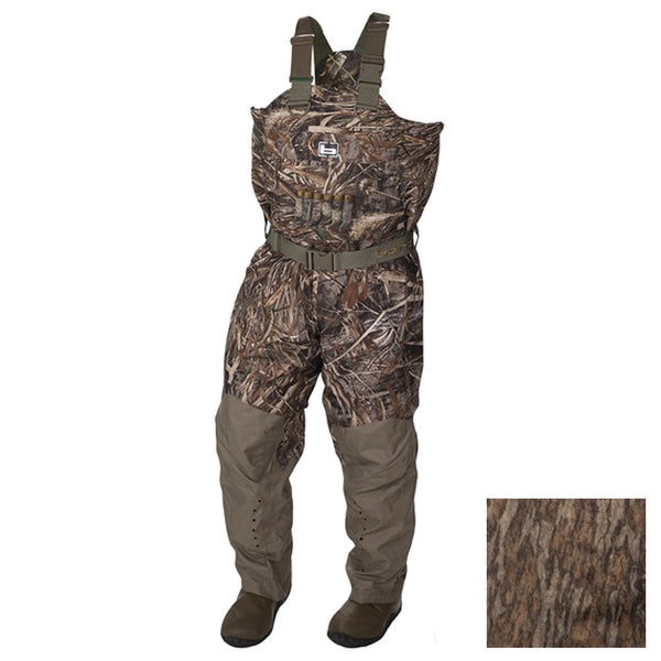 BANDED RedZone Mossy Oak Bottomland Breathable Uninsulated Wader (4254-par)
