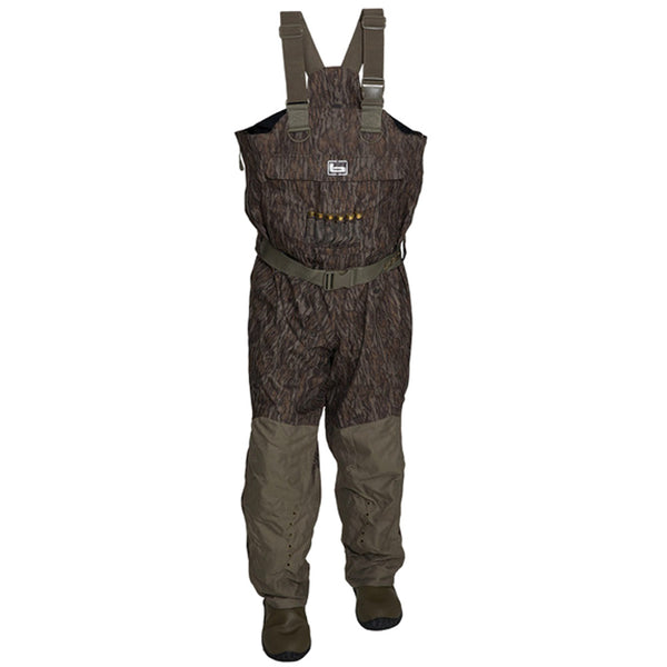 BANDED RedZone Mossy Oak Bottomland Breathable Insulated Wader (4273-par)