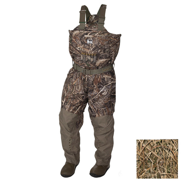 BANDED RedZone Mossy Oak Shadow Grass Blades Breathable Insulated Wader (4422-par)