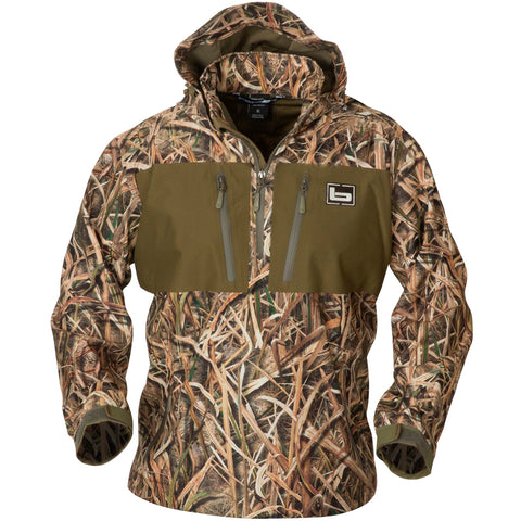 BANDED Waterproof Zip Blades Hooded Pullover B00496-PAR