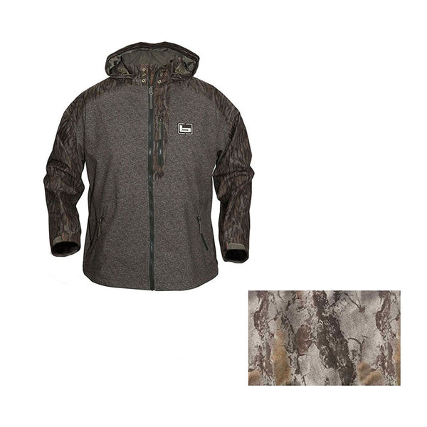 BANDED Tule Lake NatGear Full Zip Jacket (B02090-PAR)