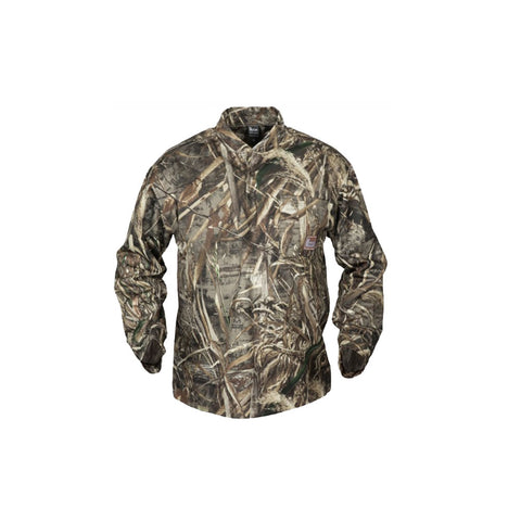BANDED Tec Fleece Realtree Max-5 Henley Shirt (B1030006-M5)
