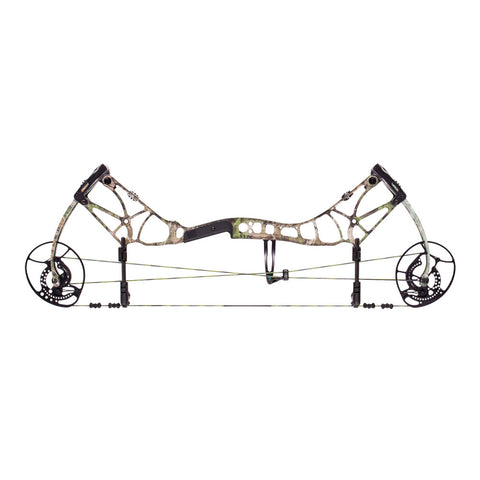 BEAR ARCHERY Moment 55-70lb Draw Right Hand Realtree Xtra Green Compound Bow (A7MM20007R)