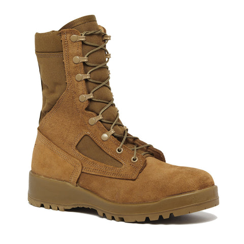 BELLEVILLE Hot Weather ST Coyote Combat Boot 551ST