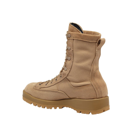 BELLEVILLE Cold Weather Waterproof Steel Toe Tan Combat Boot (790ST)