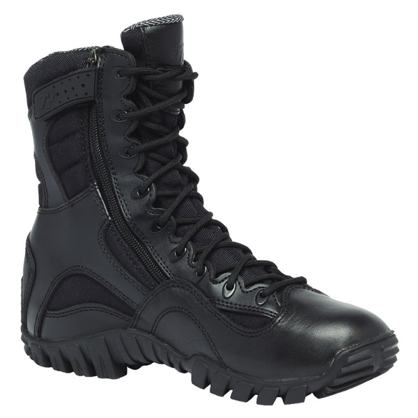 BELLEVILLE Khyber 8in Black Tactical Boots (TR960Z)