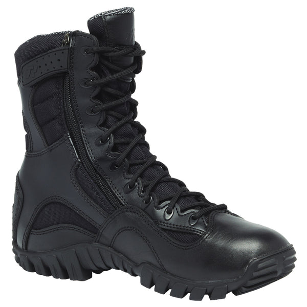 Belleville Khyber 8in Black Tactical Boots TR960ZWP