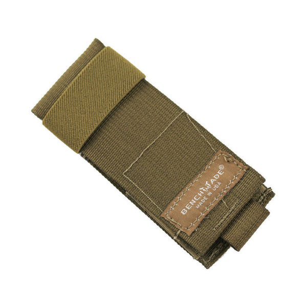 BENCHMADE MOLLE 7 Coyote Tan Hook Pouch Sheath (984204F)
