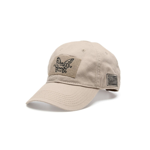 BENCHMADE Promo Desert Tan Tactical Hat 50015-TAN