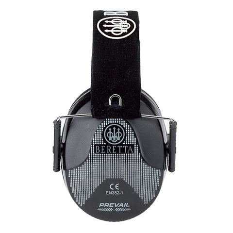 BERETTA Hearing Protection Black Earmuff CF1000020999