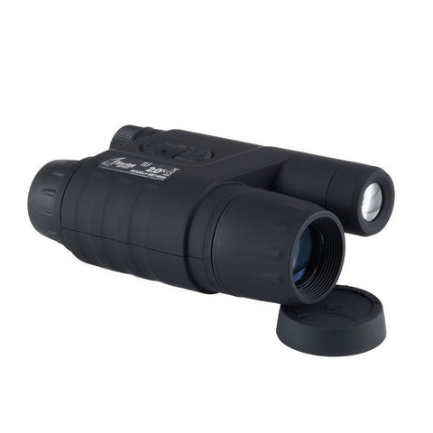 BERING OPTICS ELF2 Gen I 2.0x28 Compact Black Night Vision Monocular (BE14028)
