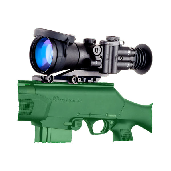 BERING OPTICS D-740U 4.0x66 Gen3+ Premium Black Night Vision Sight (BE73740MGU)