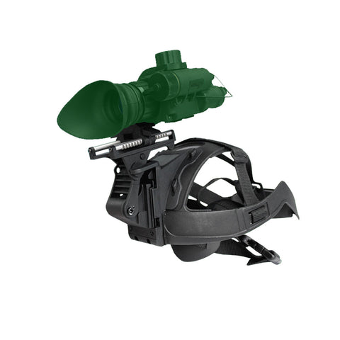 BERING OPTICS Black Headgear for GoPro Cameras (BE80126)