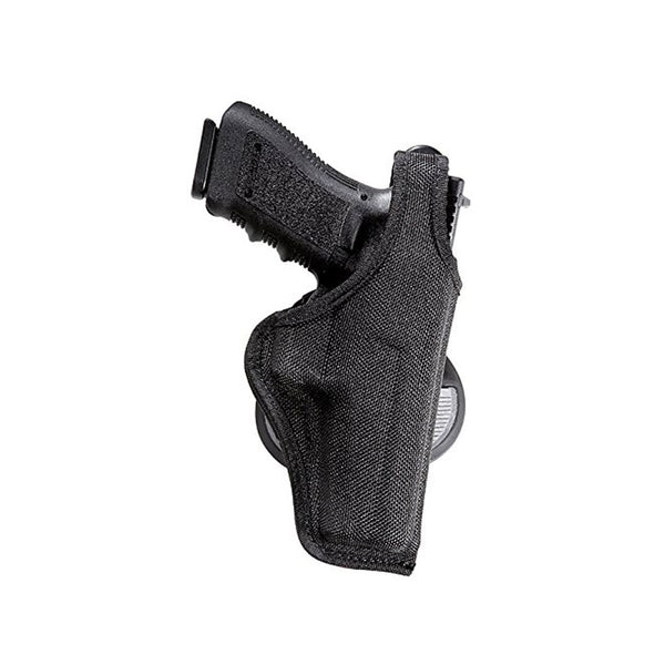 BIANCHI 7500 RH Black Accumold Paddle Holster 18802