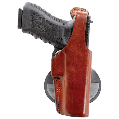 Bianchi Special Agent Tan Paddle Holster 19132