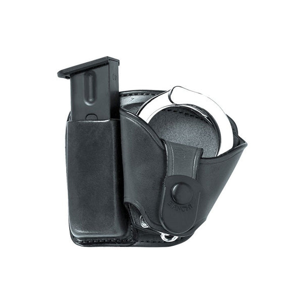 BIANCHI #45 Glock,S&W Mag & Cuff Paddle Holster (19892)