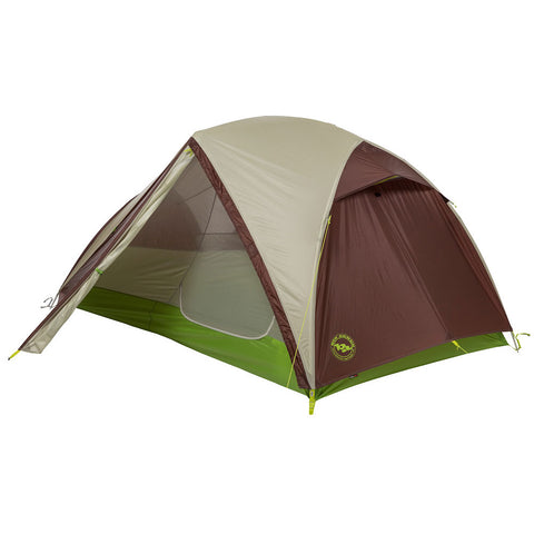 BIG AGNES Rattlesnake SL 2 Person MtnGLO Gray/Plum Tent (TRSSL2MG15)