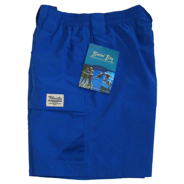BIMINI BAY OUTFITTERS 31670-BLM Grand Cayman Blue Marlin Short