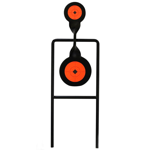 BIRCHWOOD CASEY World of Targets Double Mag and Super Double Mag Spinner Target (46244)