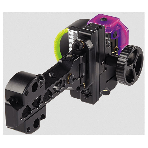 BLACK GOLD Ascent 1.75in Right Hand 3 Pin Bow sight (AHD4DT3-RH)