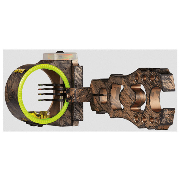 BLACK GOLD Rush Big Dog 2in Left Hand 3 Pin Bow sight (FPRUXC3-LH)