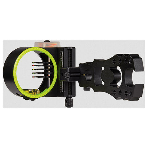 BLACK GOLD Widow Maker 2in Right Hand 5 Pin Bow sight (WMX5-RH)