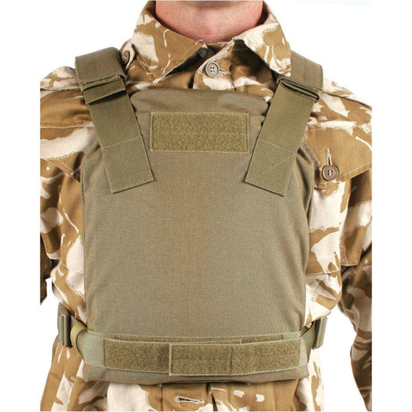 BLACKHAWK Low Vis 9.5x 12.5in Coyote Tan Plate Carrier (32PC08CT)
