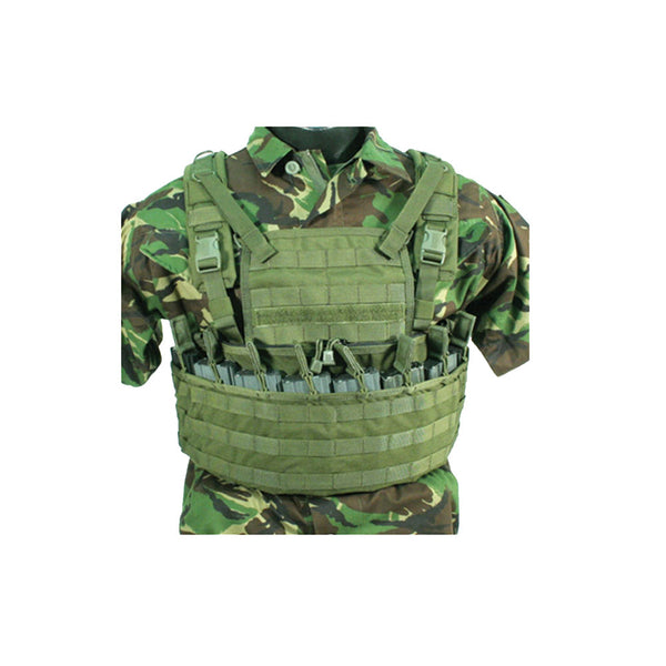 BLACKHAWK Enhanced Commando Recon Olive Drab Chest Harness (37CL78OD)