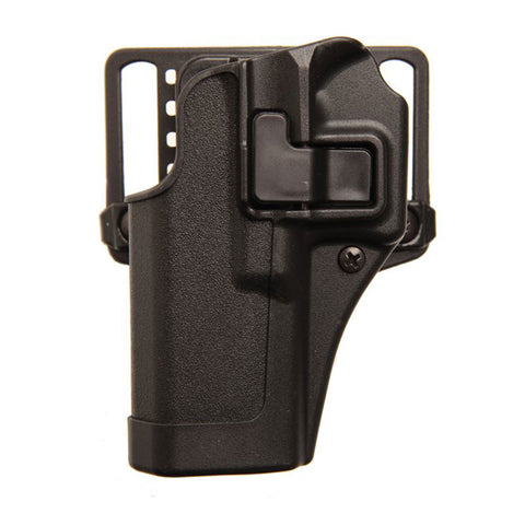 BLACKHAWK Serpa CQC Glock 20,21,37 & S&W M&P Left Hand Size 13 Holster (410513BK-L)