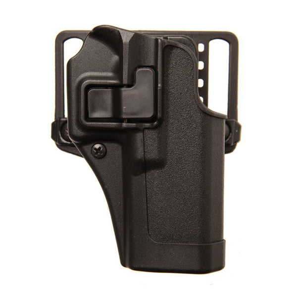 BLACKHAWK Serpa CQC Taurus 85 2in 5 Shot Revolvers Right Hand Size 32 Holster (410532BK-R)