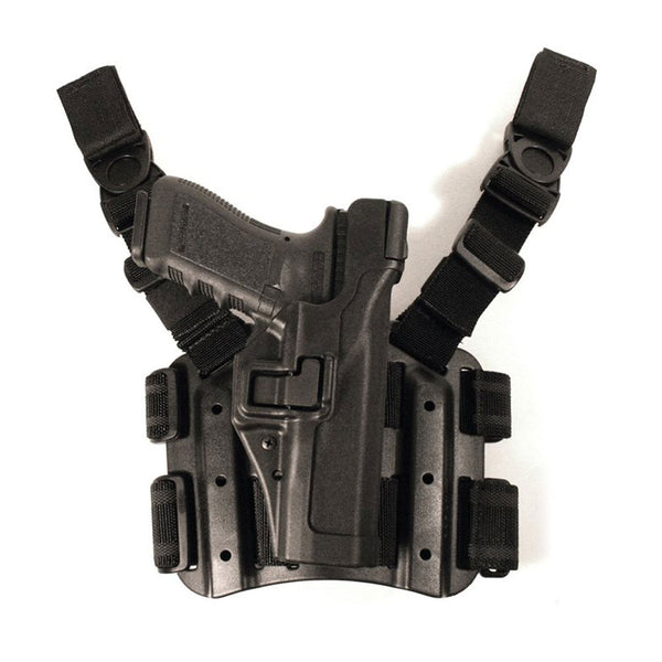 BLACKHAWK Serpa Tac Level 3 Walther P99 Right Hand Holster (430624BK-R)