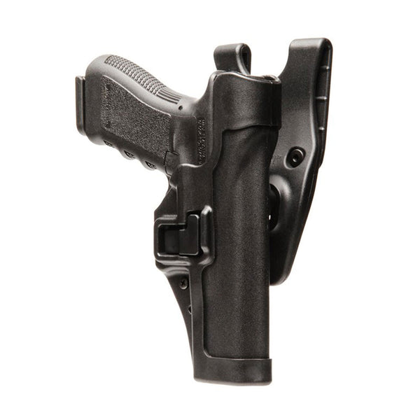 BLACKHAWK Serpa Level 2 Sig Sauer Pro 2022 Right Hand Duty Holster (44H008BK-R)