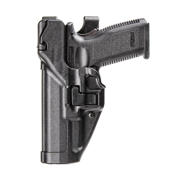 BLACKHAWK Serpa Level 3 S&W 5946 Left Hand Duty Holster (44H110BK-L)