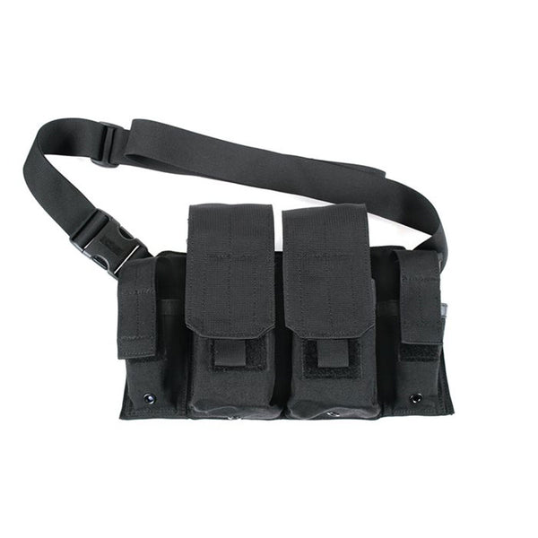 BLACKHAWK Rifle & Pistol Bandoleer (55RB01BK)