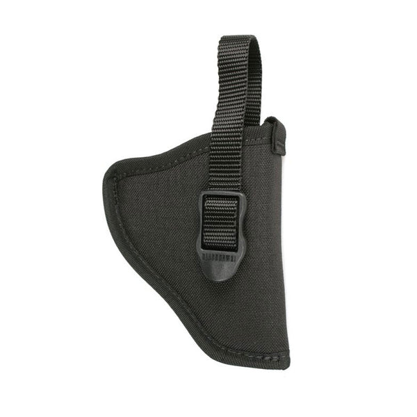 BLACKHAWK 4.5-5in Barrel Large Pistol Right Hand Size 04 Hip Holster (73NH04BK-R)