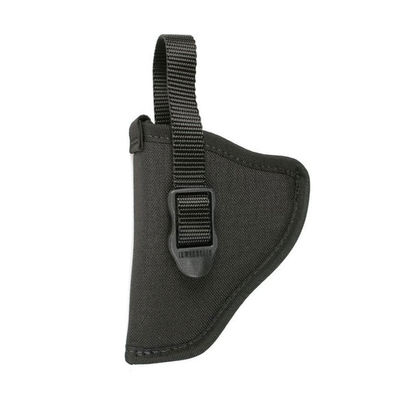 BLACKHAWK 5.5-6in Barrel 22 Pistol & Airgun Left Hand Size 16 Hip Holster (73NH16BK-L)