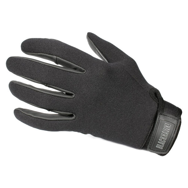 BLACKHAWK Neoprene Patrol Black Gloves (8150BK)