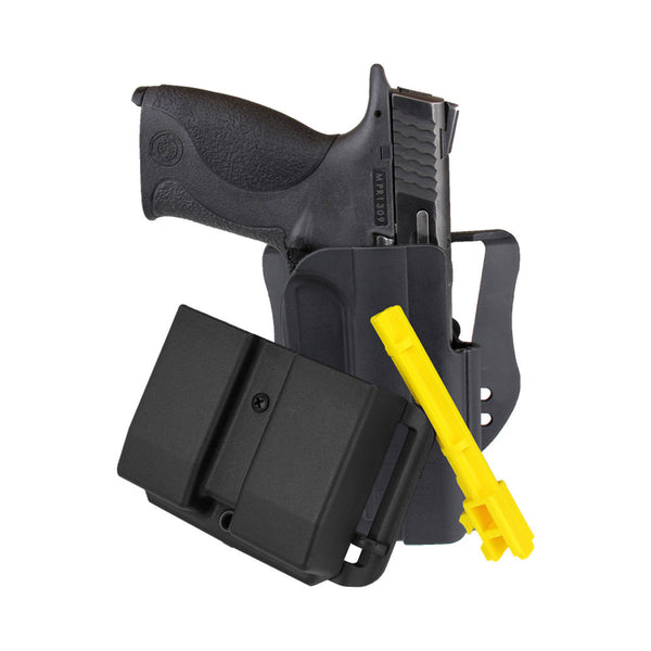 BLADE TECH Revolution M&P 9mm,40mm Right Hand Holster (HOLX0076RCSWMPBLKRH)