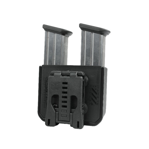 BLADE TECH INDUSTRIES Signature 1911 Double Mag Pouch (AMMX00241911SSTLBLK)