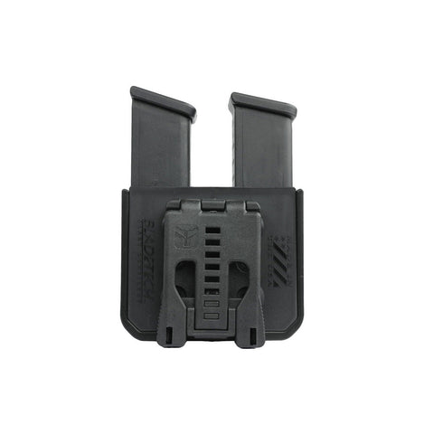 BLADE TECH INDUSTRIES Signature Glock 10/45 Double Mag Pouch (AMMX0024GL1045TLBLK)
