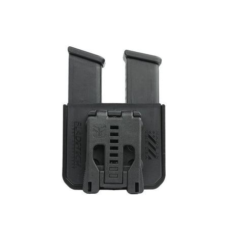 BLADE TECH INDUSTRIES Signature Glock 9/40 Double Mag Pouch (AMMX0024GL940TLBLK)