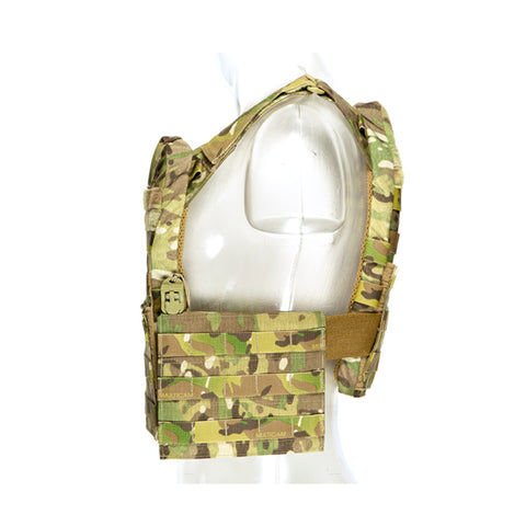 BLUE FORCE Lightweight Modular Multicam Plate Carrier (LMAC-MC)