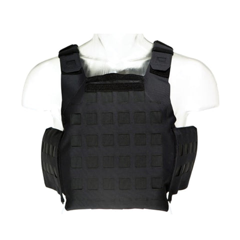 BLUE FORCE PLATEminus V2 Black Plate Carrier (MM-PLATE-2-BK)