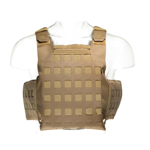 BLUE FORCE PLATEminus V2 Coyote Brown Plate Carrier (MM-PLATE-2-CB)