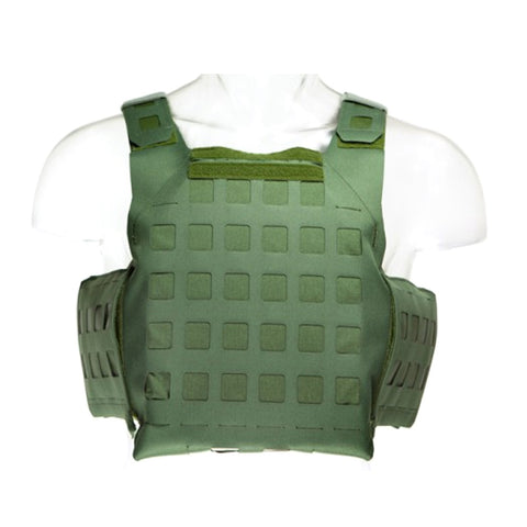 BLUE FORCE PLATEminus V2 OD Green Plate Carrier (MM-PLATE-2-OD)