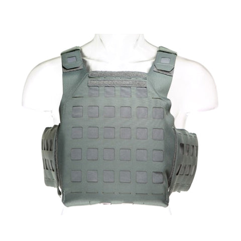 BLUE FORCE PLATEminus V2 Wolf Gray Plate Carrier (MM-PLATE-2-WF)