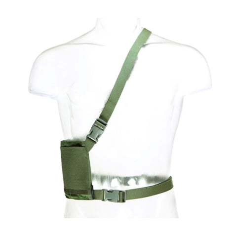 BLUE FORCE Ten-Speed M4 6-Pack OD Green Bandolier (TSP-M4-6-OD)